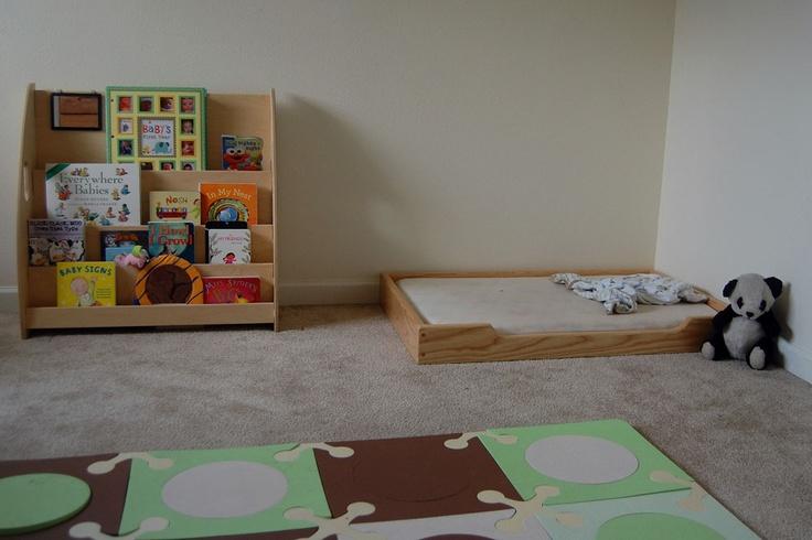 pequefelicidad habitaciones montessori 30 ideas inspiradoras. Black Bedroom Furniture Sets. Home Design Ideas