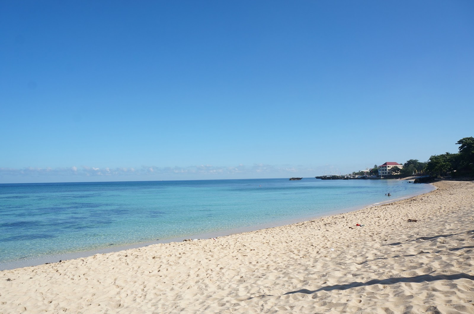 Patar White Beach Sand May Not Be As Fine And That Of Boracay S But Its Water Is Clearer Cleaner Than