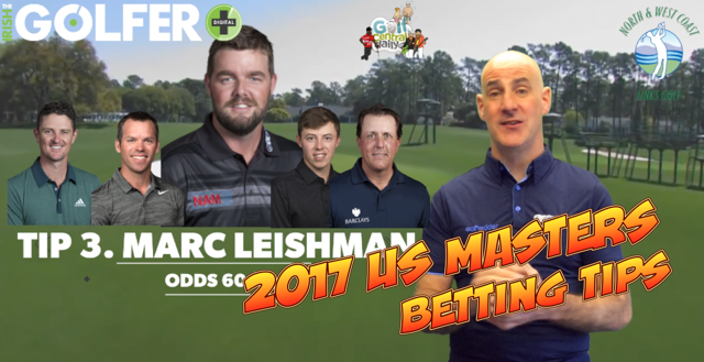 2017-US-Masters-Betting-Tips
