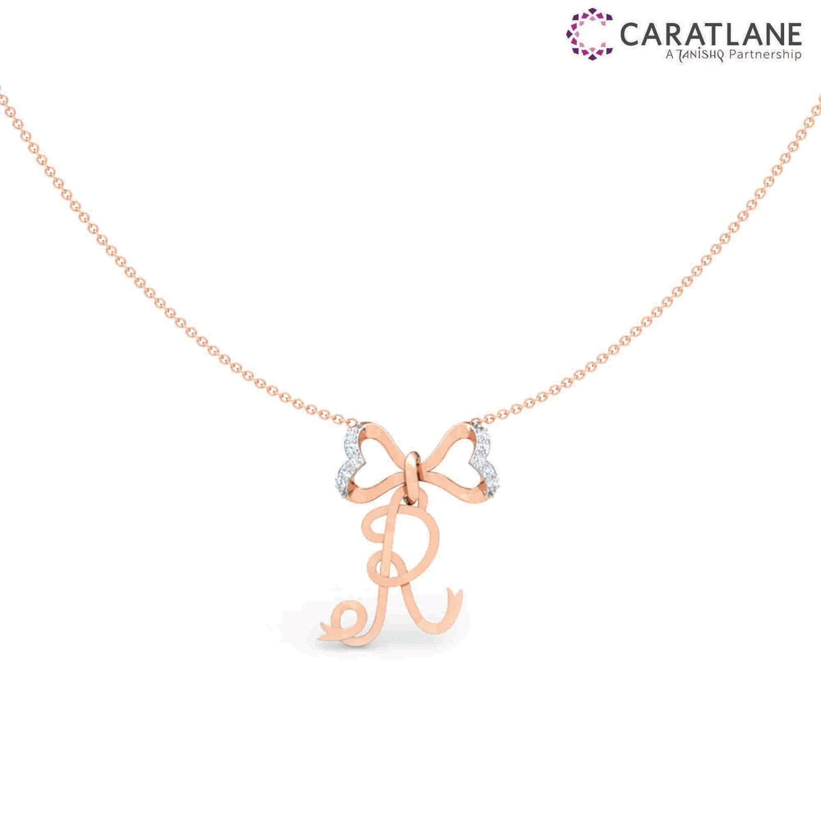 4120b89bd16 CaratLane launches  Initial Necklaces  – Personalized Jewellery for ...