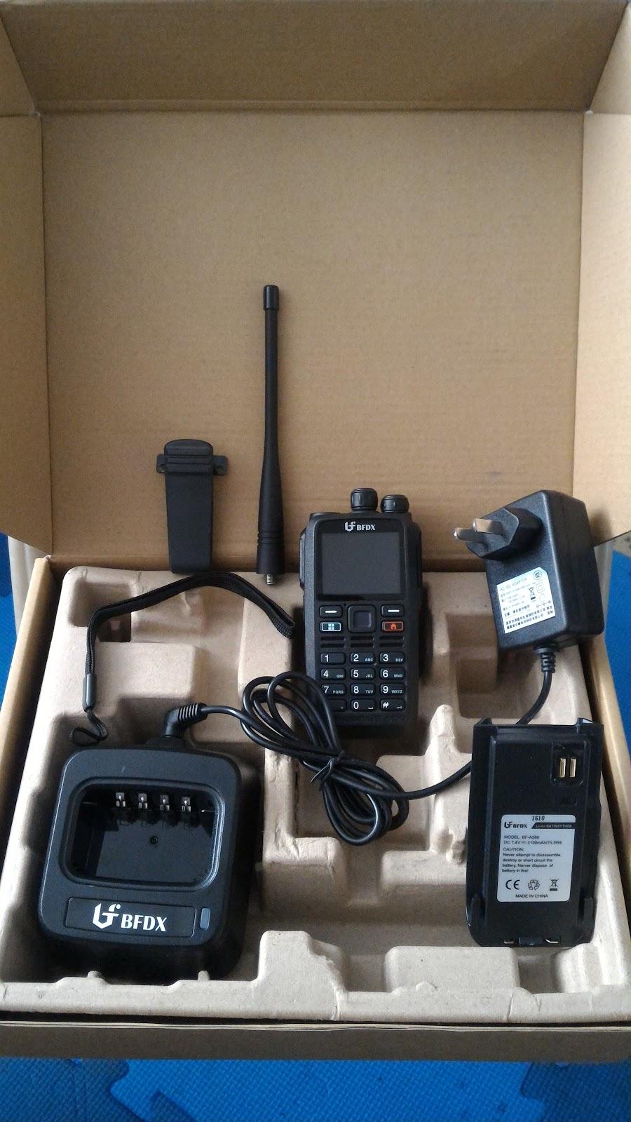 KB Cubed - Radio & Electronics: Introducing the CS-580