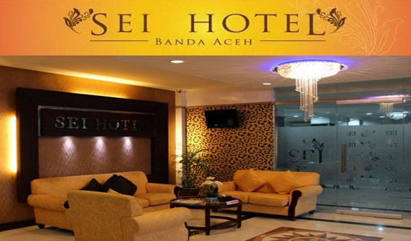 SEI HOTEL : FRONT DESK, ACCOUNTING DAN MARKETING - KOTA BANDA ACEH