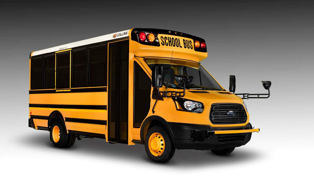 Why School Bus Color Is Always Yellow? Did You Know