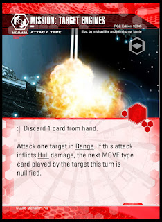 Attack type: Mission: Target Engines