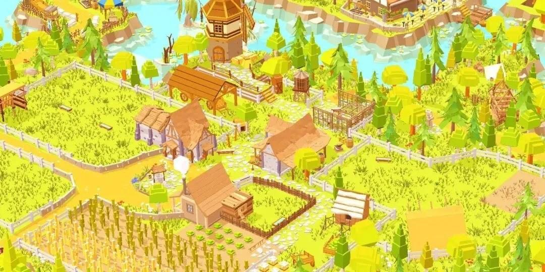 هل أردت يومًا أن تصنع عالمك الخيالي الصغير؟ مزرعة ، قلعة من نوع ما ، أم مجرد مدينة خيالية ملحمية؟ Pocket Build هي أفضل لعبة
