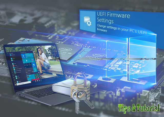 Cara Menonaktifkan Secure Boot Windows 10