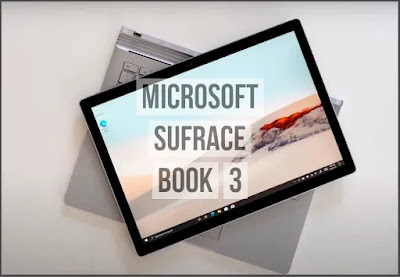 Microsoft Surface Book 3: New Hardware, Old Design