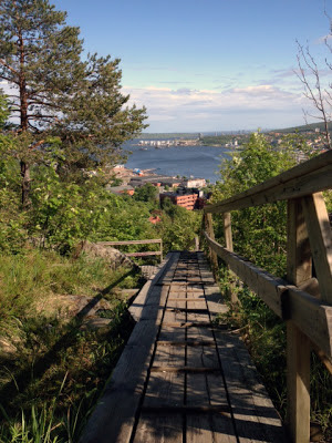 Sundsvalls mest klassiska stig