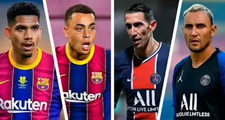 Comparing Barca's and PSG's injury situations ahead of CL clash