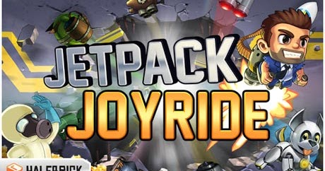لعبة jetpack joyride