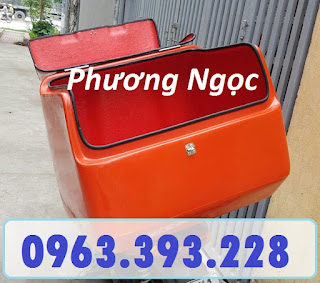 Thùng chở hàng loại lớn 2, thùng giao hàng giữ nhiệt, thùng chở hàng quần áo, th 2c52f20f5623b37dea32