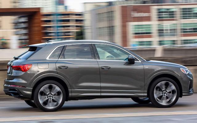 Novo Audi Q3 2020