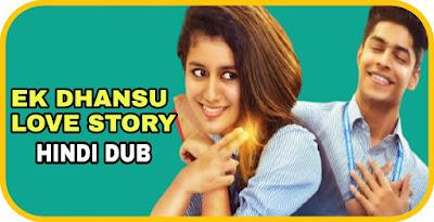 Ek Dhansu Love Story Hindi Dubbed Movie