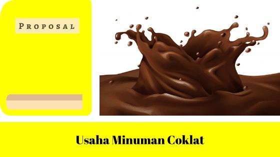 (Pdf) Contoh Proposal Usaha Minuman Coklat - Tulisan Proposal