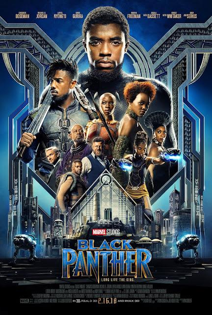 LAS CRÓNICAS DE AXA: Nuevo tráiler y póster de Black Panther Joe Freeman