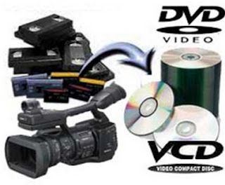 Usaha Jasa Video Shooting Editing dan Transfer VCD/ DVD
