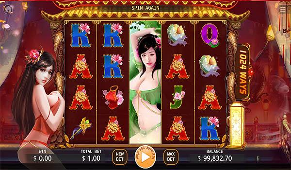 Main Gratis Slot Indonesia - Imperial Girls KA Gaming