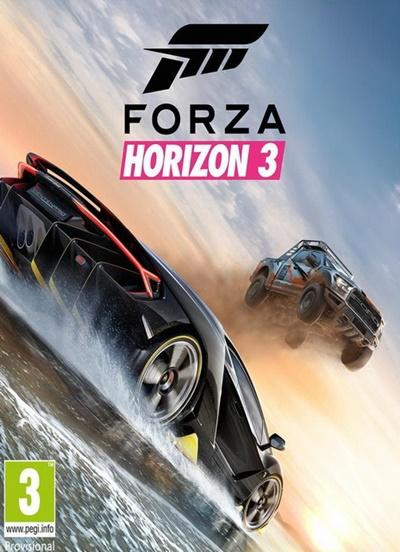 โหลดเกมส์ Forza Horizon 3