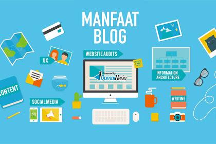 Manfaat Blog Untuk Bisnis dan Beberapa Bidang Lainnya