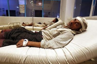Miles de yemeníes han muerto tras cierre de aeropuerto