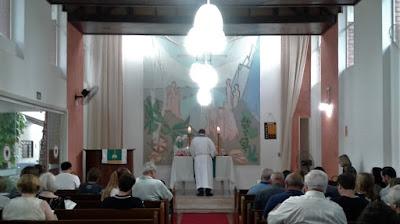 No dia 18 de novembro de 2017 a a Igreja Evangélica Luterana de Nova Odessa / São Paulo - filiada à IELB, realizou mais um culto religioso.