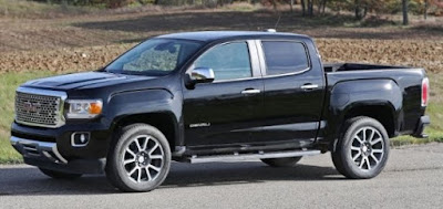 2017 gmc canyon crew cab diesel four-cylinder
