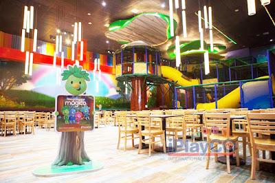 retail malls, indoor playground, play area equipment, iplayco, ICSC, REcon, retail play designs