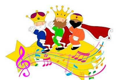 Canciones de los reyes magos