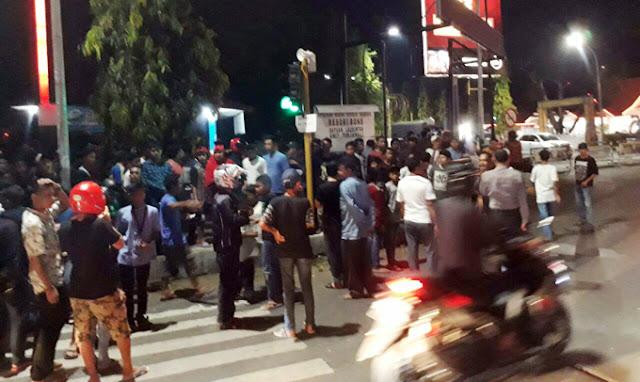 Razia di Malam Minggu, Satlantas Polres Bone Tilang Belasan Pengendara