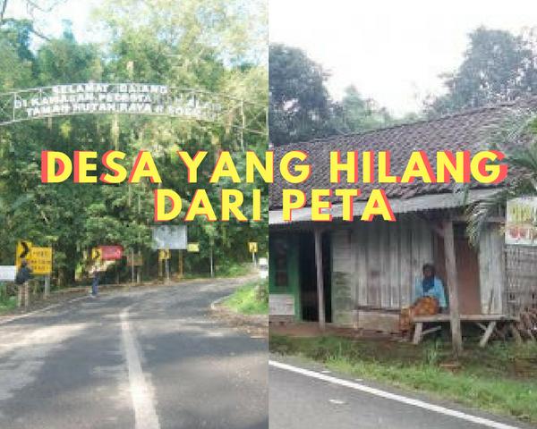 Tentang Sendi, Desa di Lereng Gunung Yang Hilang Dari Peta Akan Dijadikan Desa Adat