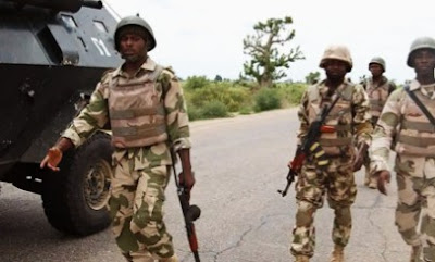 Angry Mob Beats Soldier To Death In Borno