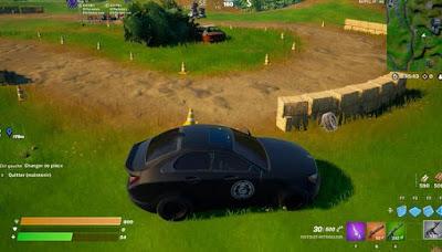 Fortnite, IO Vehicle, Location, Logo, Find