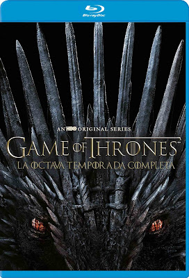 Game of Thrones [S8] [2019] [BD25] [Latino] [3 Discos]