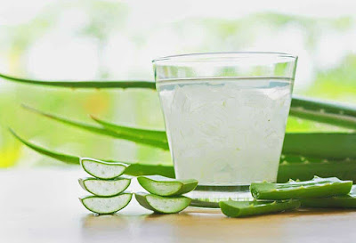 Aloe vera juice with benefits