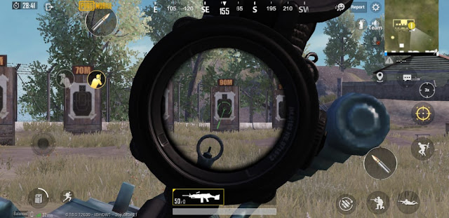 Leave ADS Sensitivity For Small Scopes High For Better Recoil Control