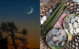 Подборка работающих денежных ритуалов на растущую Луну