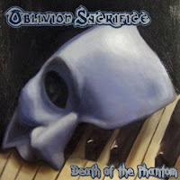 "Ο δίσκος των Oblivion Sacrifice ""Death of the Phantom"""