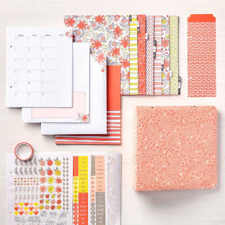 Big Plan Planner Kit.Stampin Up. Planner