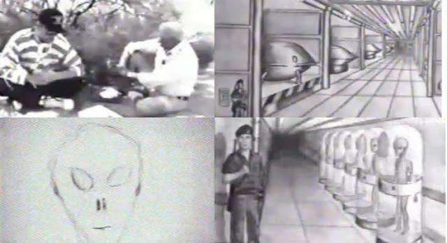ΠΡΩΗΝ ΜΗΧΑΝΙΚΟΣ ΣΤΗΝ ΒΑΣΗ-51! Εργαζόμουν Μαζί Με «Εξωγήινους»! [Βίντεο]