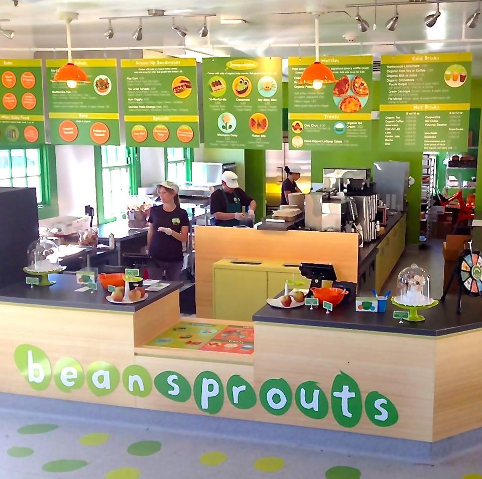 SanDiegoVille: Playful & Healthy Cafe To Open At New