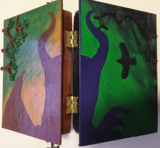 Disney's Maleficent Inspired Box