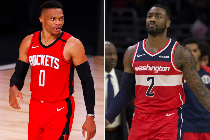 Russell Westbrook Traded For John Wall