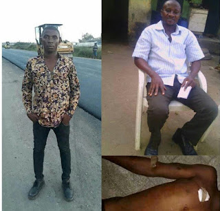 Uncle St@bs Final Year Student To De@th For Quarreling With His Girlfriend (Photo)