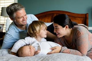 Il lettone con i figli