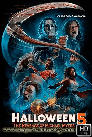 Halloween 5: La Venganza De Michael Myers [1080p] [Latino-Ingles] [MEGA]