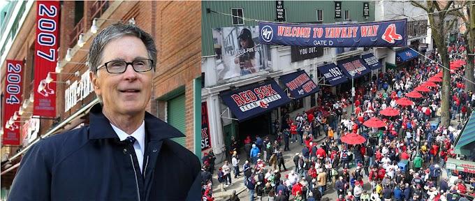 Dueño de los Medias Rojas propone nombre de David Ortiz a la calle del estadio para sustituir el de su antecesor racista