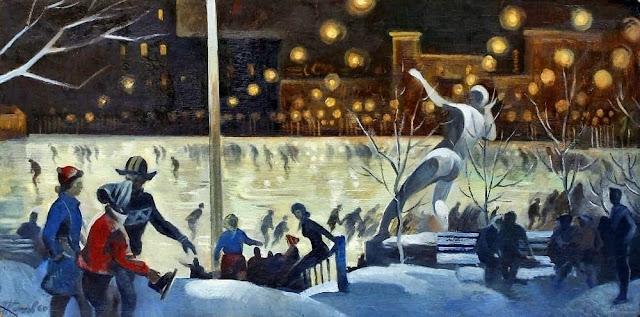 Танец снежинок в детском саду немыслим удалённо