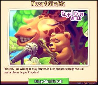 Making Music with the Mozart Giraffe