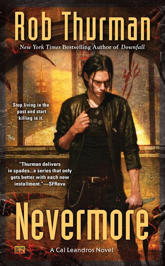 Review: Nevermore by Rob Thurman