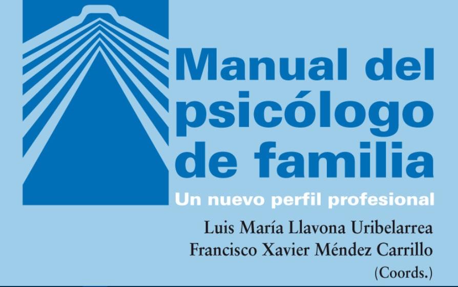 Manual del psicólogo de  familia. PDF